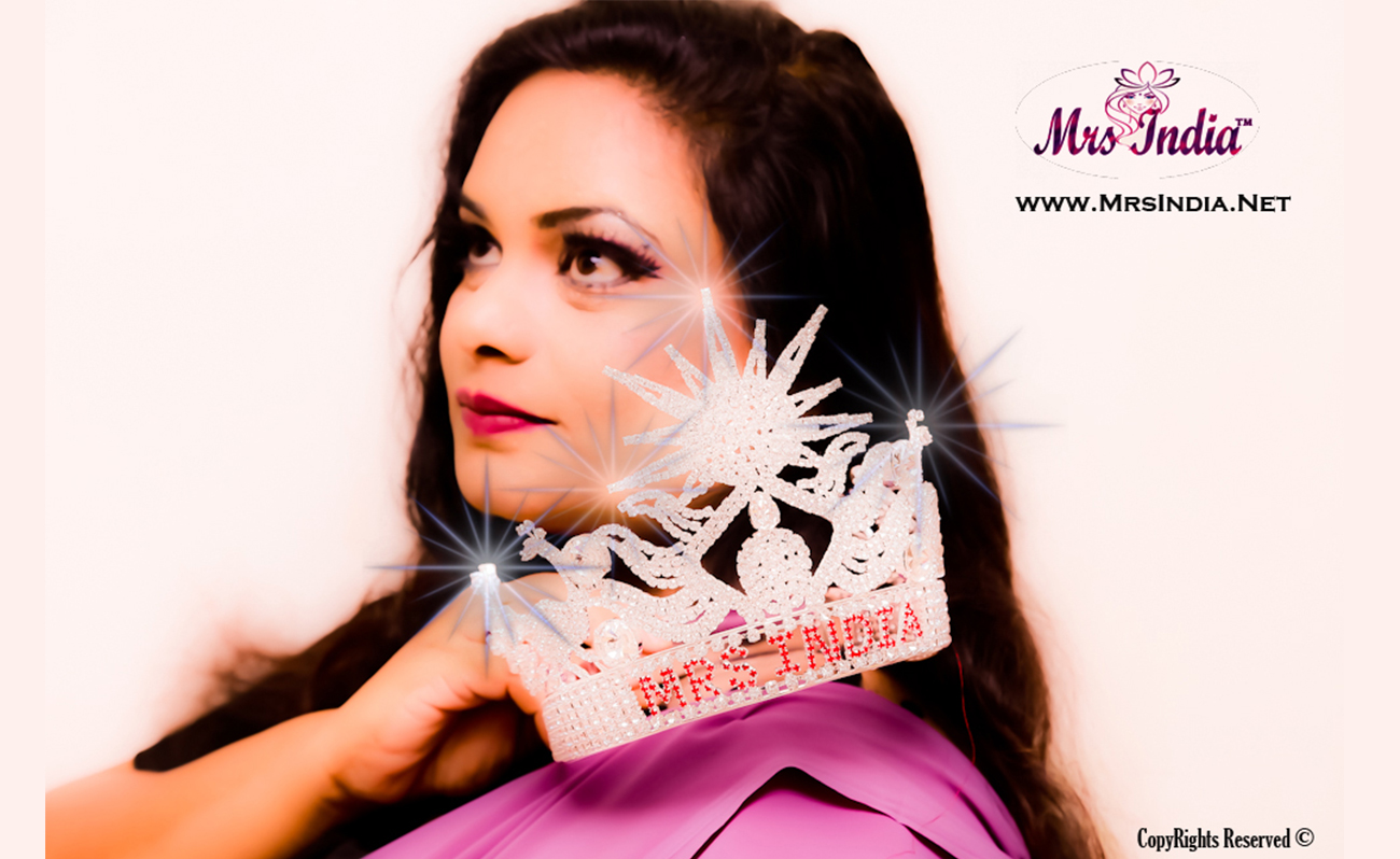 Mrs India 2019 – | India's One and only National Pageant for Married