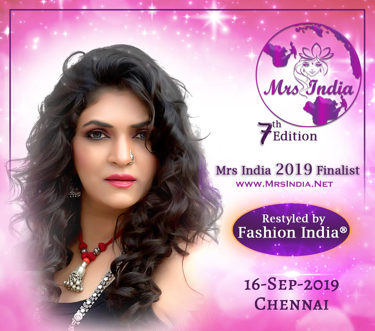 Mrs India 2020 2122 Winner Finalist 19